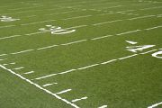 Football field-Athens Vince Dooley post